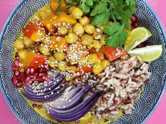 Wintercurry kürbiscurry ayurveda curry copyright julia wunderlich