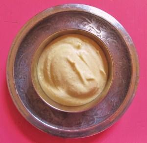 mandelsauce currysauce ayurveda vegan copyright by julia wunderlich