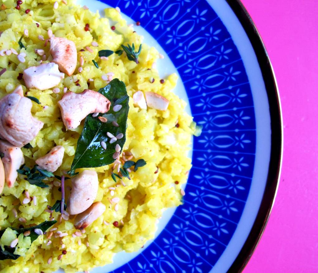 blumenkohl-couscous couscous glutenfrei-couscous ayurveda-couscous ayurveda rolling tiger 1 copyright by julia wunderlich