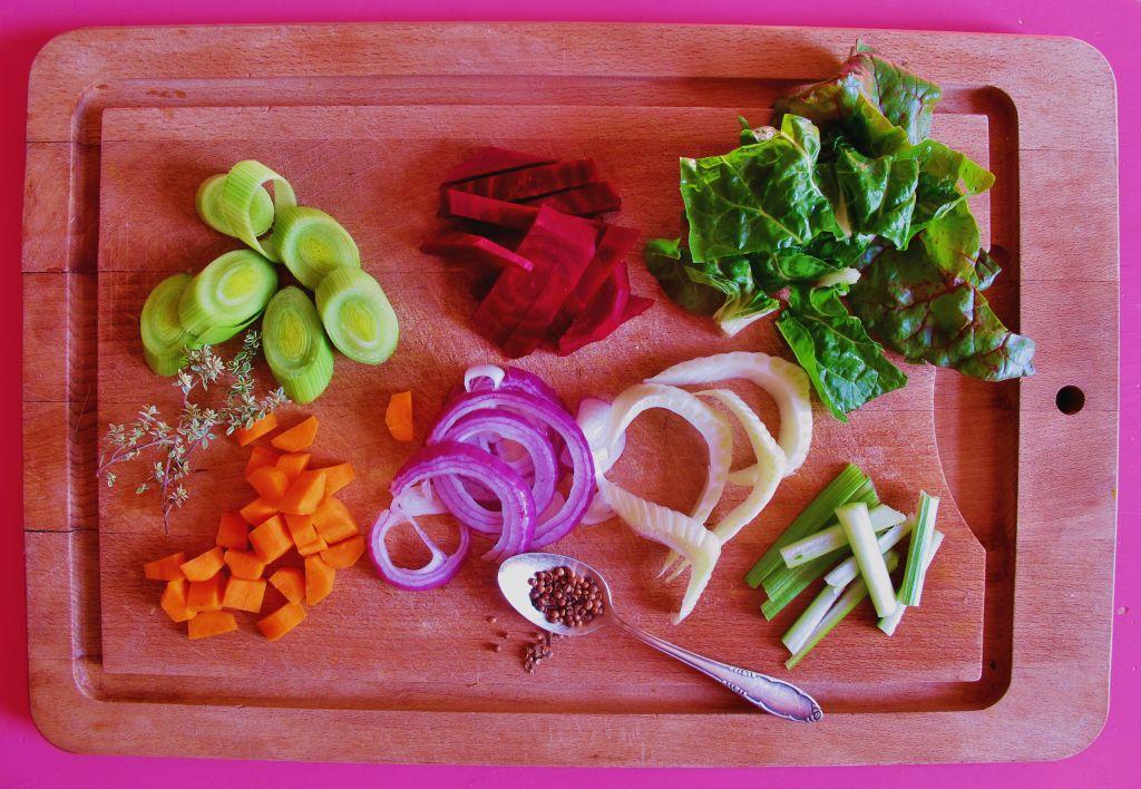 rainbow three taschen-gemuese  gemuese-im-glas ayurveda copyright by julia wunderlich