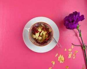 ayurveda-rasayan aprikosen-creme vegan-desert frauenpower copyright by julia wunderlich