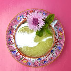 melonensuppe ayurveda-suppe copyright by julia wunderlich