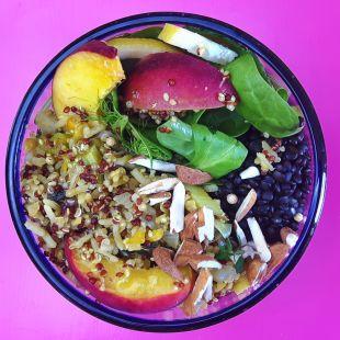 sommer quinoa sommer-salat quinoa-salat ayurveda-salat