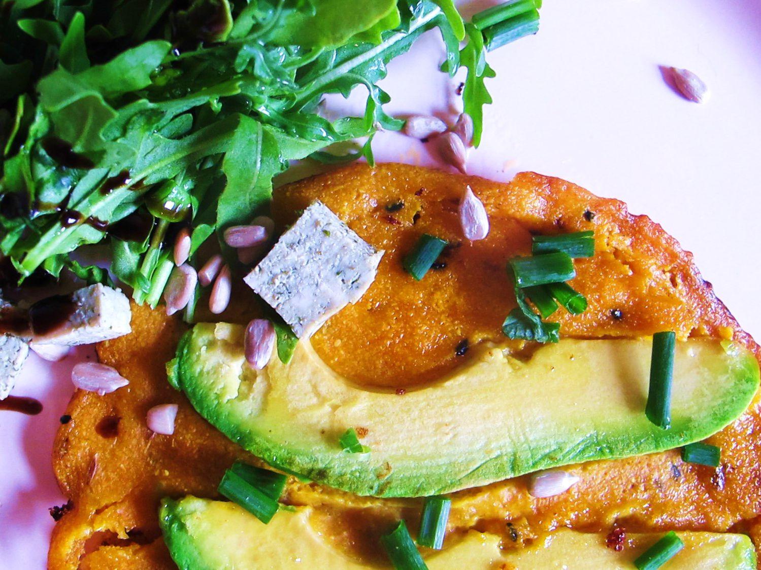 avocado ayurveda fruhstuck rolling tiger